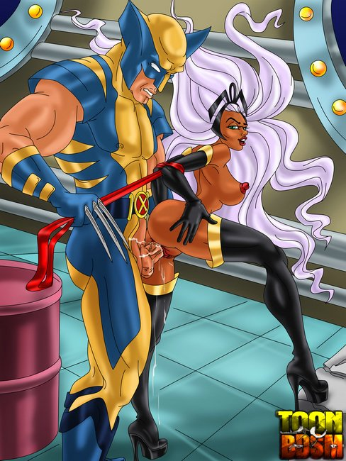 X-men erotic toon, professional ath